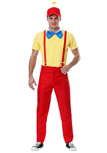 Men's Dapper Tweedle Dee/Dum Costume - L -