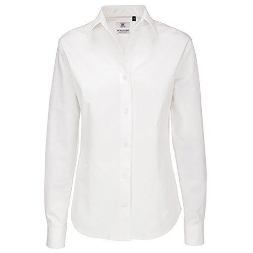 B&C Collection - Camisas - para mujer blanco