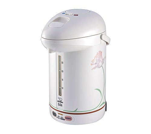 Why Should You Buy Zojirushi CW-PZC22FC Micom Super Boiler 2.2L, Floral