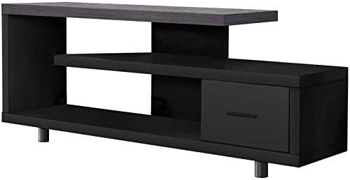 Pemberly Row 60″ Contemporary Wooden TV Stand Console