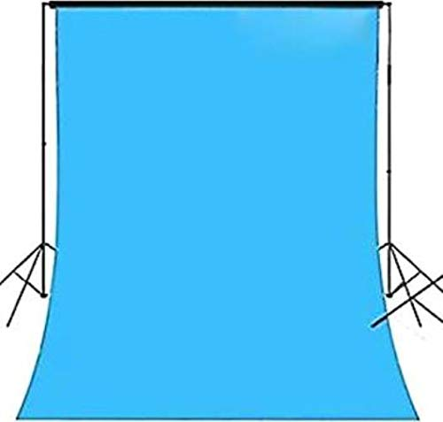 SHOPEE Branded 8 x12 FT Sky Blue LEKERA Backdrop Photo Light Studio Photography Background