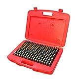 250 PC M2 0.251''-0.500'' Steel Metal Plug Pin Gage Set Minus -0.0002'' Gauge Set