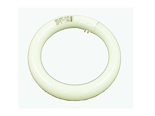- 22-watt T-9 compact fluorescent tube/bulb