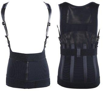 ワーキングパワースーツ ブラック 腰痛軽減 作業補助 パワーアシスト (膝サポーターは付属しません) (LL) B07C7YV989   LL