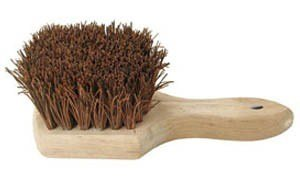 "Update International WBR-8 8"" Palmyra Wok Brush, Palmyra Bristal Wood Block 1 <p>This Update International 8 inch palmyra wok brush is made with commercial grade quality for efficiently and quickly cleaning a wok. This ensures that it is able to endure the toughest conditions in any kitchen. This tool is made out of durable hardwood material. It offers a smooth and comfortable design. The brush is designed to be used in a swirling motion under running water to effectively clean the wok. This 8 inch palmyra wok brush is made with commercial grade quality for efficiently and quickly cleaning a wok. This ensures that it is able to endure the toughest conditions in any kitchen. This tool is made out of durable hardwood material. It offers a smooth and comfortable design. The brush is designed to be used in a swirling motion under running water to effectively clean the wok.</p>"