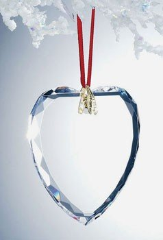 (Optical Crystal Gem Cut Heart)