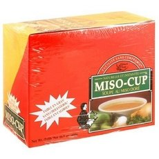 Edward And Sons Golden Light Vegetable Miso Cup Soup, 0.7-ounces -- 24 per case