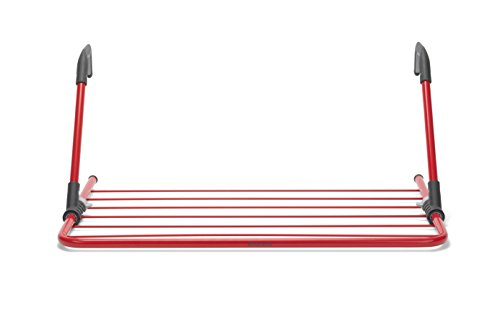 Brabantia Hanging Drying Rack - Passion Red