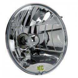Amazon Com Kchilites 4230 Headlight 7 Inch Round Lexan 55