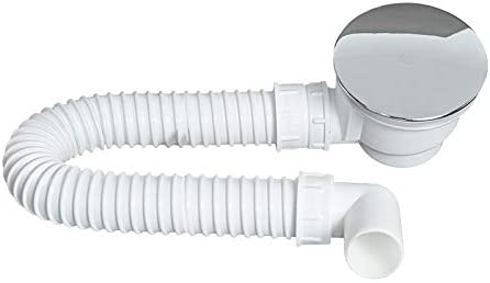 Flexible Drain Connector for Shower Base