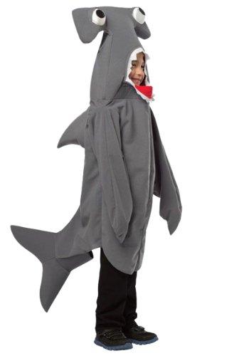 Rasta Imposta Childrens Costume, Hammerhead Shark, 4-6x