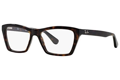 Ray Ban Designer Eyewear, Havana, 53-16-140