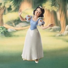 Lenox Disney A Serenade for Snow White Anniversary Figurine