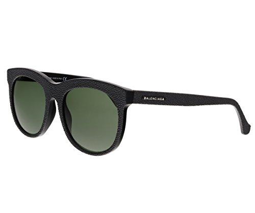 Sunglasses Balenciaga BA 24 BA0024 02N matte black / - Balenciaga Men Sunglasses