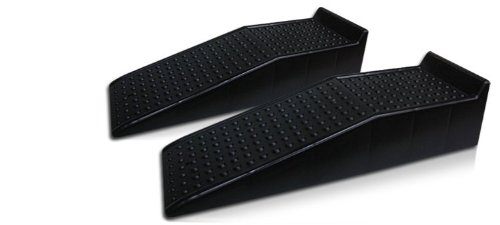 Car Ramps 3 ton - Low Clearance - Wide (Set of 2) AutoStyle A45R90