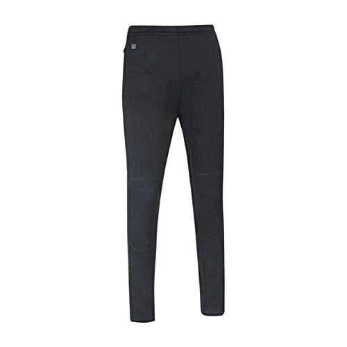 Women Women Affeco Pantaloni Escursioni Elastico Unisex Sport Riscaldamento Inverno Termico Cotone Xxxl WPWgqzR