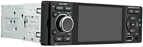 "4.1/"" HD Single 1DIN JSD-3001 Car Stereo Video MP5 Player FM Radio AUX SD Camera"