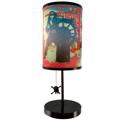 Pirates of the Caribbean 3D Magic Image Lamp (Pirate Lamp)