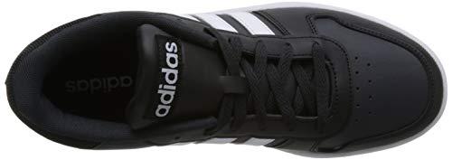 negbás carbon Nero 000 Adidas Scarpe ftwbla 2 Uomo Basket Da Hoops 0 AvTAwUq8