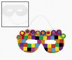 (Design Your Own Eye Masks (2 dozen) - Bulk)