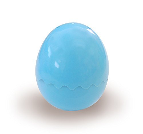 A-muzu Egg Capsule(Splinterless Jagged Cut) Opacity 50 Count Pastel Blue by A-muzu