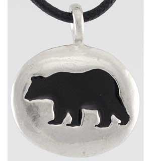 Bear Totem Amulet (Talismans Totem)