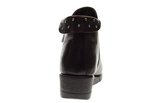 B235 Flexx The 49 Boots Black Calzature qTwRwanF