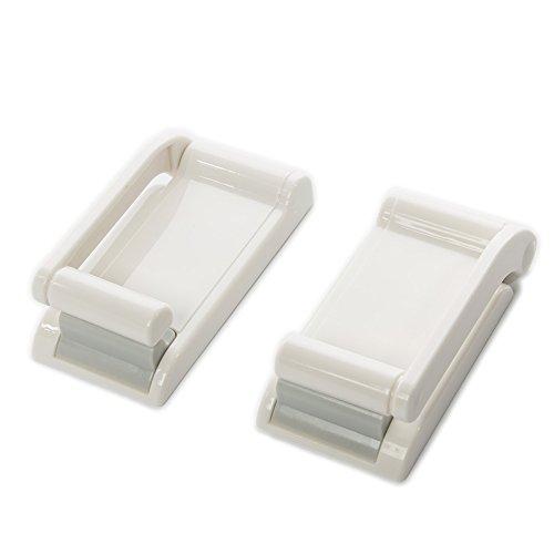 Uviviu Magnetic Paper Towel Holder for Fridge Kitchen Multifunctional magnet hook