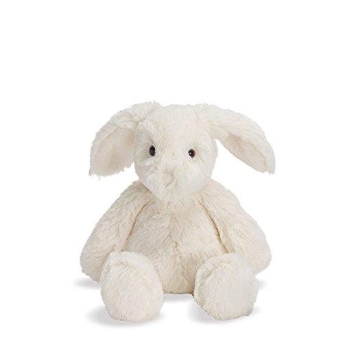 Manhattan Toy Lovelies Riley Rabbit Plush, White, 5