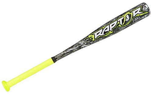 Rawlings 2019 Raptor Tball Youth Baseball Bat (-12), 24' / 12 oz