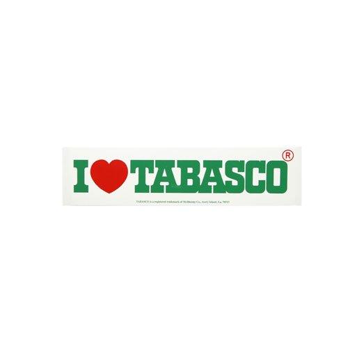 tabasco-bumper-sticker