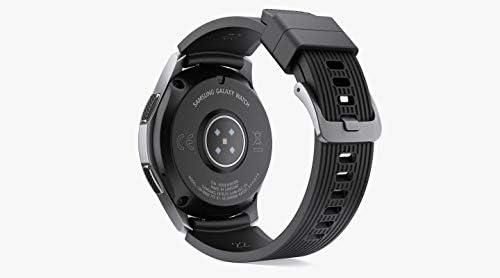 Samsung Galaxy Watch 46mm, Silver - SM-R800NZSAXSG: Amazon com