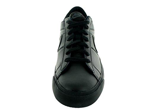Nike Men 's Match Supreme LTR Zapato diario Black/Blk/Gm Lght Brwn/Anthracite