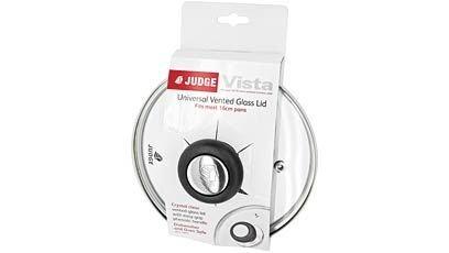 Judge Lid, Transparent, 14 cm Horwood J3L2