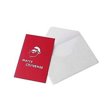 Kofun Vatertag Geschenke, Grußkarte Mit Umschlag, 3D Pop Up Santa\'s ...