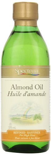 Spectrum Almond Oil Refined, 375 ml