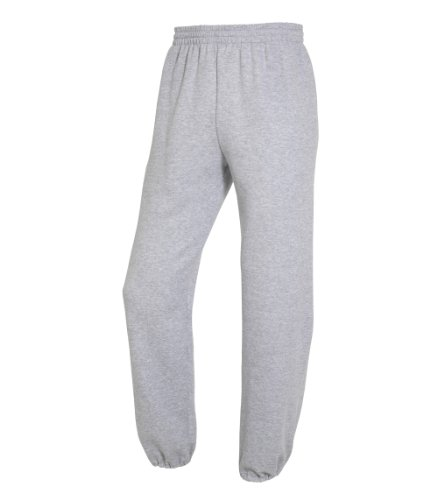 Fruit of the Loom Men's Elastic Bottom Sweatpant