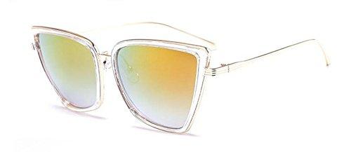 inspirées polarisées cercle Or en vintage retro style rond du Local de soleil lunettes Lennon métallique xv4tOw