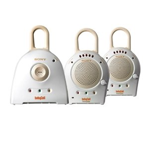 Sony Baby Call Nursery Monitor with Dual Receivers