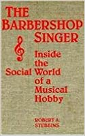 Book Barbershop Singer -OS