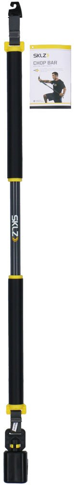 SKLZ Swvb Chp Adjustable Multi Gym Bar/ /Chop Bar Swivel Lock Black