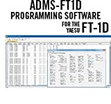 RT Systems ADMS-FT1D Programming Software Only for The Yaesu FT-1D