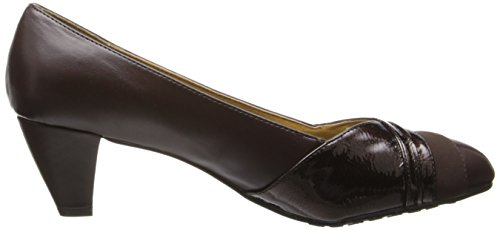Danette Pump Puppies by Brown Dress Women's Style Hush Soft wSFqX0f