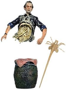 "Neca Aliens Bisected Bishop with Egg & Facehugger 7"" Figure Series 5"