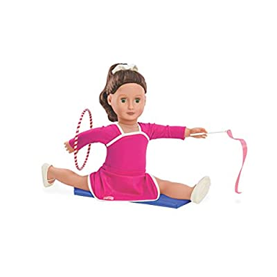 Our Generation by Battat-Leaps & Bounds Gymnast Deluxe Doll Outfit- Toys, Outfit & Accessories for 18