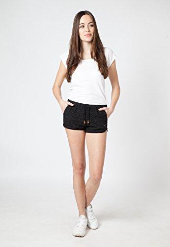 Alife & Kickin Mujeres Pantalones / Pantalón cortos Amelia negro