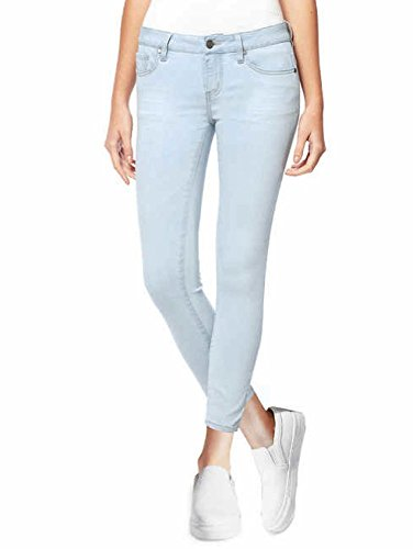 Blue Denim Capri Pants - 8