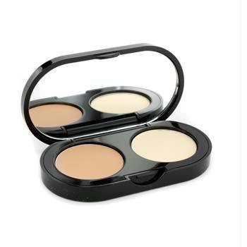 Bobbi Brown New Creamy Concealer Kit - Warm Natural Creamy Concealer + Pale Yellow Sheer Finish Pressed Powder...