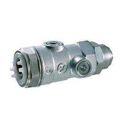 Giacomini - Grifería gas de radiador - Llave sin vaciado de instalación - : R400Y001