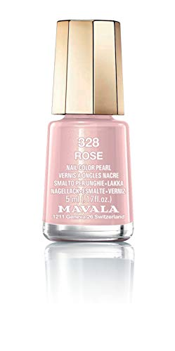 MAVALA MINI COLOR 5ML ROSE N328, Mavala, Rose